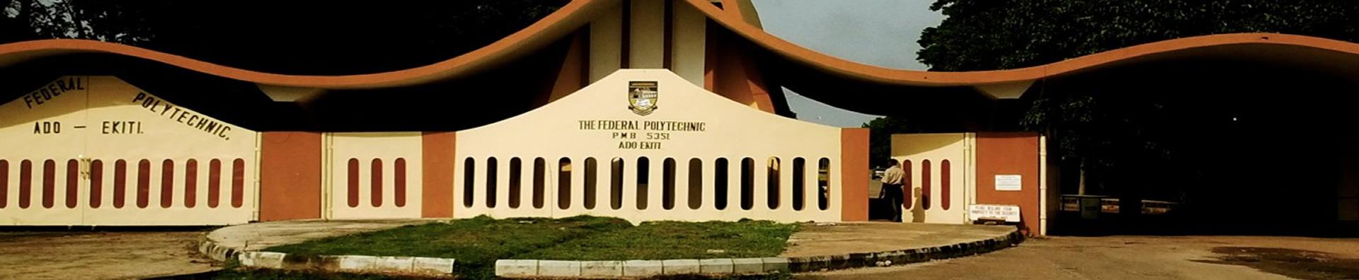 Federal Polytechnic, Ado-Ekiti Announces Four New Appointments
