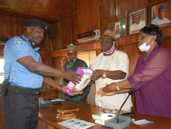 Rector Tasks Police To Brace Up In Enhancing Security