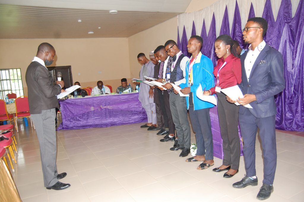 Students' Union Representatives Tasked On Discipline And Selflessness
