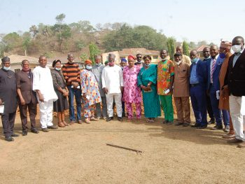 Foundation for the Health Centre Annex Facility laid At CEC